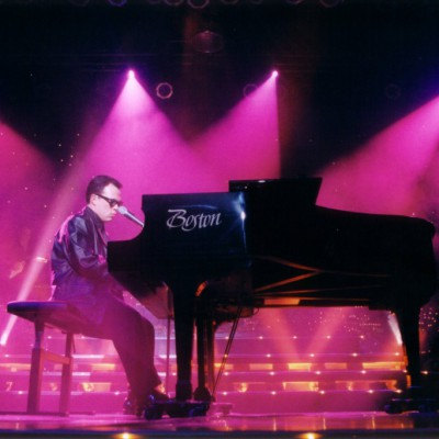 Stars in Concert, Estrel Berlin Impersonator von Billy Joel.