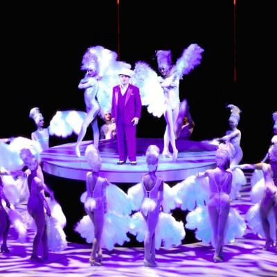 Show Glanzlichter mit dem Corp de Ballett des Friedrichstadtpalast Berlin // Foto: Dietmar Spolert